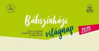 Világnapi időutazás és interaktív séta a kolozsvári Puck Bábszínház szervezésében