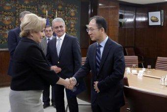 Jóslatokat és javaslatokat fogalmazott meg Bukarestben az IMF-küldöttség