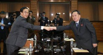 Cél az atomfegyver-mentesítés: a két Korea április 27-én tart csúcstalálkozót