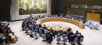 Szíriai légicsapás: az ENSZ főtitkára visszafogottságra és a konfliktus kiéleződésének elkerülésére szólított fel