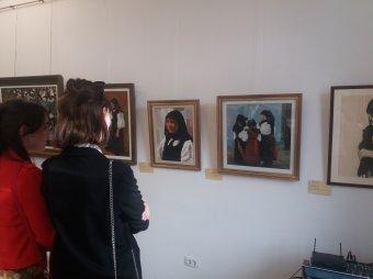 Széki színek festményeken – Makár Alajos festőművész munkáiból nyílt emlékkiállítás Kolozsváron