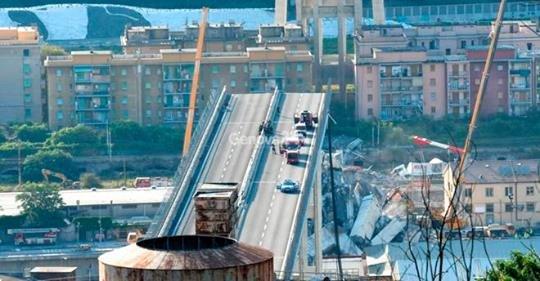 Genovai hídomlás – Az autósztráda-társaság félmilliárd eurós kártérítést ígér