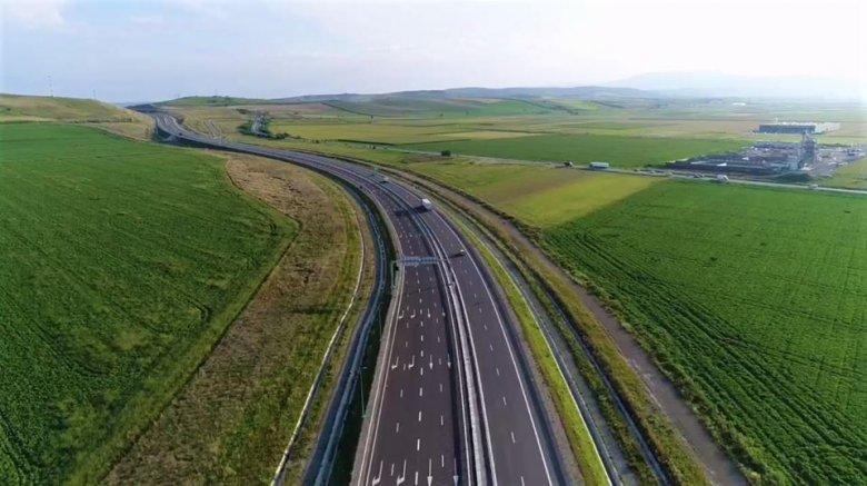 Hétfő estétől lehet közlekedni a Tordát Szászsebessel összekötő új autópálya-szakaszon