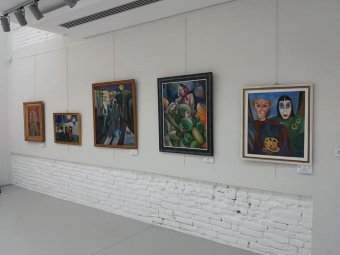 Balla József-kiállítás nyílt a Nagybányai Művésztelepen