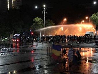 """Letöltendő börtönbüntetésre ítéltek két személyt, akik egy csendőrnőt bántalmaztak a 2018-as """"diaszpóra-tüntetésen"""""""