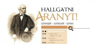 Hallgatni Aranyt – erdélyi színészek is tolmácsolják a kétszáz éve született költő verseit, leveleit