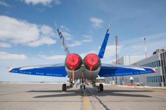 A kanadai légierő öt vadászgépe érkezik Romániába a NATO megerősített járőrszolgálata keretében