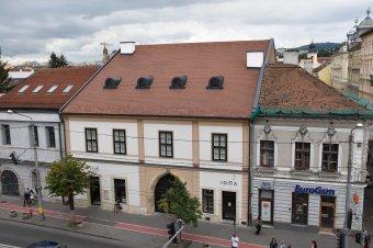 Díjazták a Vallásszabadság Házának felújítását: a Román Építészkamara elismeréssel illette a volt püspöki palota restaurálását