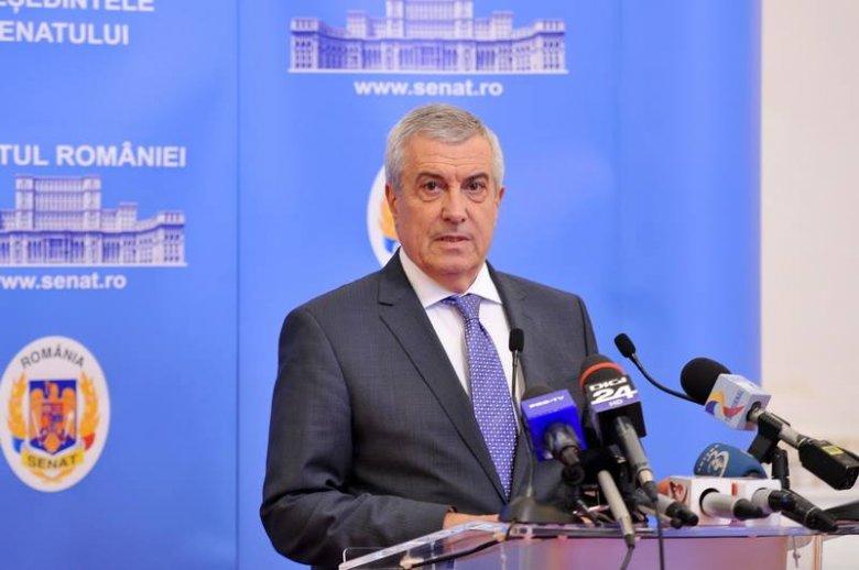 Tăriceanu: ha Johannis nem bizonyítja állítását, le kell mondania