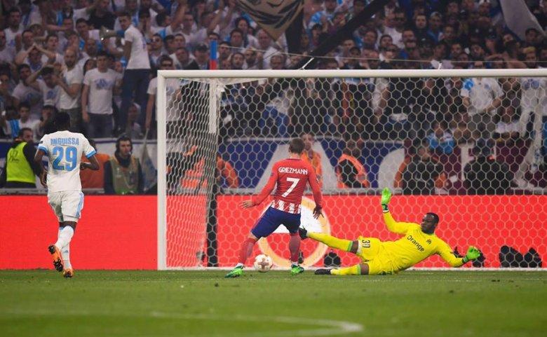Az Atlético Madrid háromgólos győzelemmel hódította el az Európa Liga serlegét