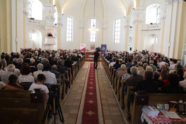 A vallásszabadságnak nemcsak háza, de otthona is a Magyar Unitárius Egyház új kolozsvári közösségi tere
