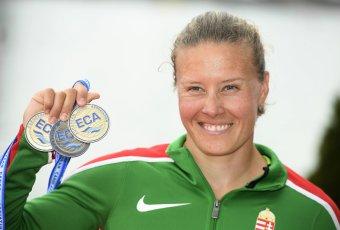 Kajak-kenu Eb: az olimpia előtti utolsó erőfelmérő következik