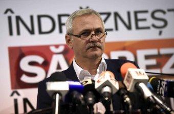 Újabb bűnvádi eljárás indult a börtönbüntetését töltő Liviu Dragnea volt szociáldemokrata pártelnök ellen