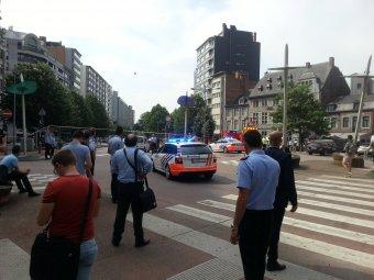 Két rendőrt és egy civilt agyonlőtt egy férfi a belgiumi Liege központjában