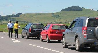 Egy hét alatt több mint ötezer sofőr jogosítványát vonták be a rendőrök