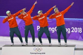 Bogyó Mária csíki edző a magyar olimpiai aranyról: így kell menni, nagyon nagy öröm ez itt is mindenkinek