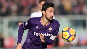 A Fiorentina tragikus hirtelenséggel elhunyt csapatkapitányát gyászolja az olasz futballvilág