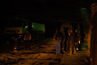 Döntésre várnak a sztrájkoló parajdi bányászok
