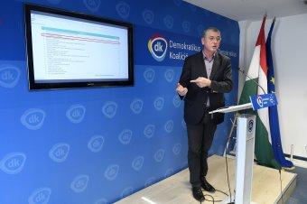 Gyurcsány Ferencék nem fogadják el a választás eredményét