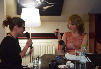Sokarcú szirének beszkennelt élete – Karafiáth Orsolya irodalmi estje Kolozsváron