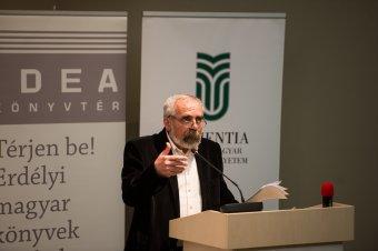 Az újításokra is összpontosít Keszeg Vilmos néprajzkutató, az EME új elnöke