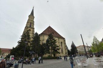 Nem kis feladat elé állítja a szakembereket a kolozsvári Szent Mihály-templom restaurálása