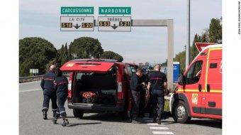 Két ember meghalt egy franciaországi túszejtésben