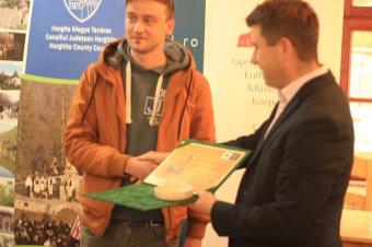 Varga László Edgár költő frissen kapott Csiki László-díjáról: megerősítés az elismerés