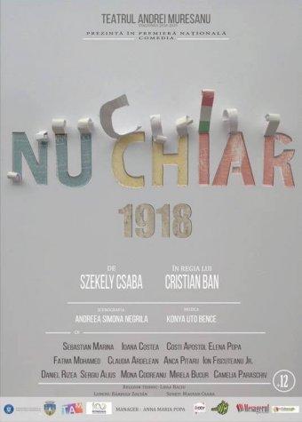 Dan Tanasă a sepsiszentgyörgyi román színházat is kitámadta, mert magyar drámaíró művét viszik színre