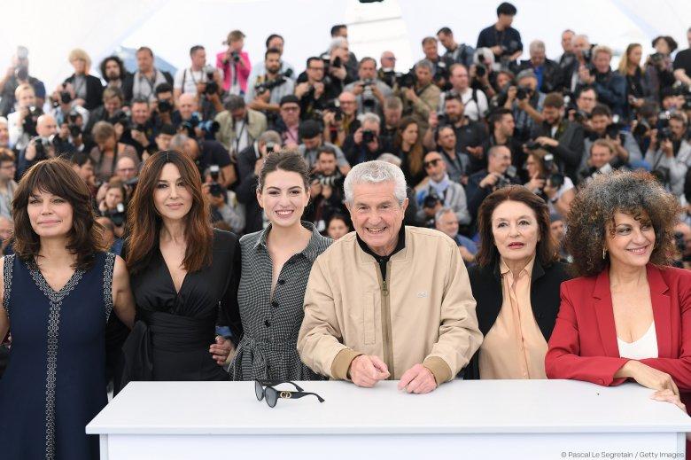 Hatalmas sikert aratott Claude Lelouch filmtörténelmet írt alkotása a cannes-i fesztiválon