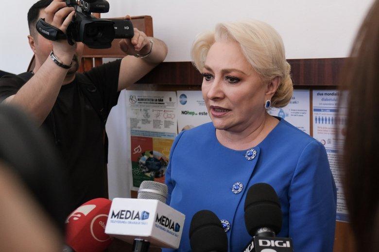 Nem részesítené kegyelemben Dragneát Viorica Dăncilă, ha megnyerné az elnökválasztást