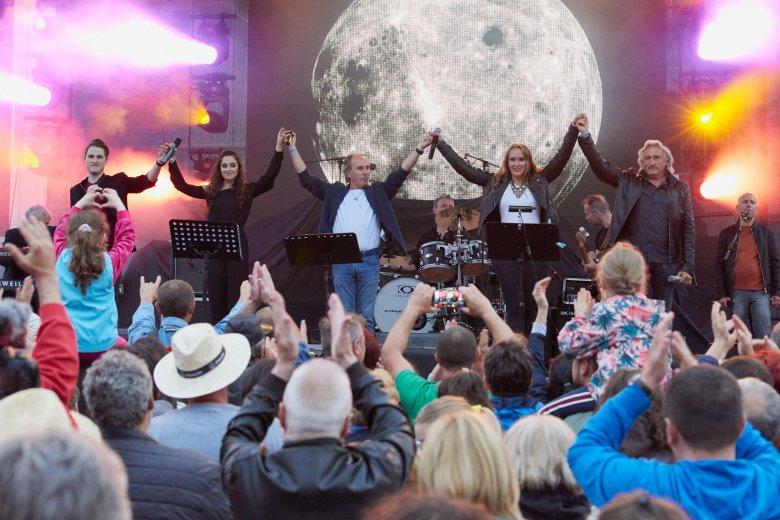 Duna Nap a Székelykő lábánál – kulturális, szórakoztató programokat szerveztek az összetartozás jegyében a Fehér megyei Torockón