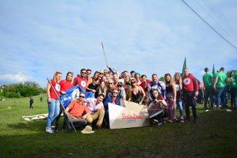 Véget ért a diákbuli-maraton – számos feladatban mérettettek meg az erdélyi magyar egyetemisták