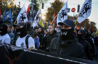 Utcai járőrözést indítanak Munkácson a kárpátaljai autonómiakövetelésektől tartó ukrán szélsőségesek