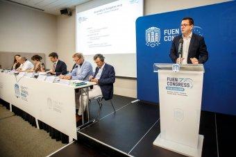 Újraválasztották a FUEN élére az EP-mandátumot szerzett Vincze Lorántot
