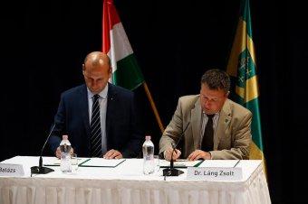Partnerkapcsolati megállapodást kötött Budapest II. kerülete és több kolozsvári magyar szervezet
