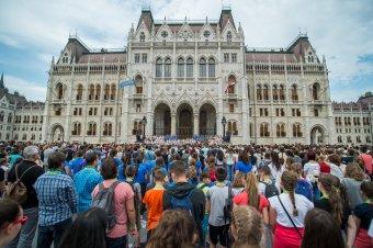 Potápi a nemzeti összetartozás napján: a megmaradásunk nagy kérdése, hogy gyermekeinknek magyar jövőt tervezünk-e
