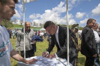 Pénteken indul az aláírásgyűjtés a Partiumban a nemzeti régiókról szóló európai polgári kezdeményezés támogatására