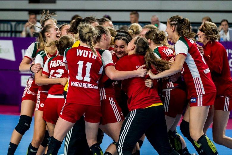 Újabb aranygeneráció: a magyar lányok nyerték az U17-es kézilabda-Európa-bajnokságot