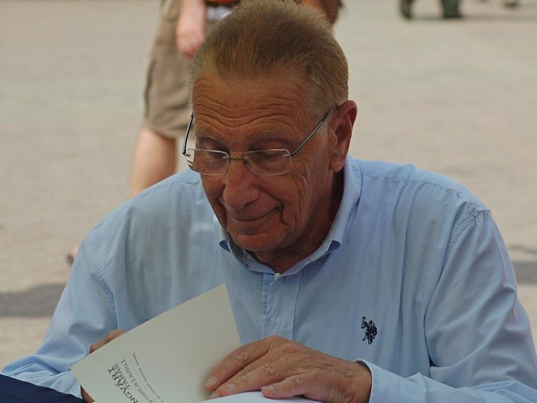 Meghalt Ungvári Tamás író, műfordító