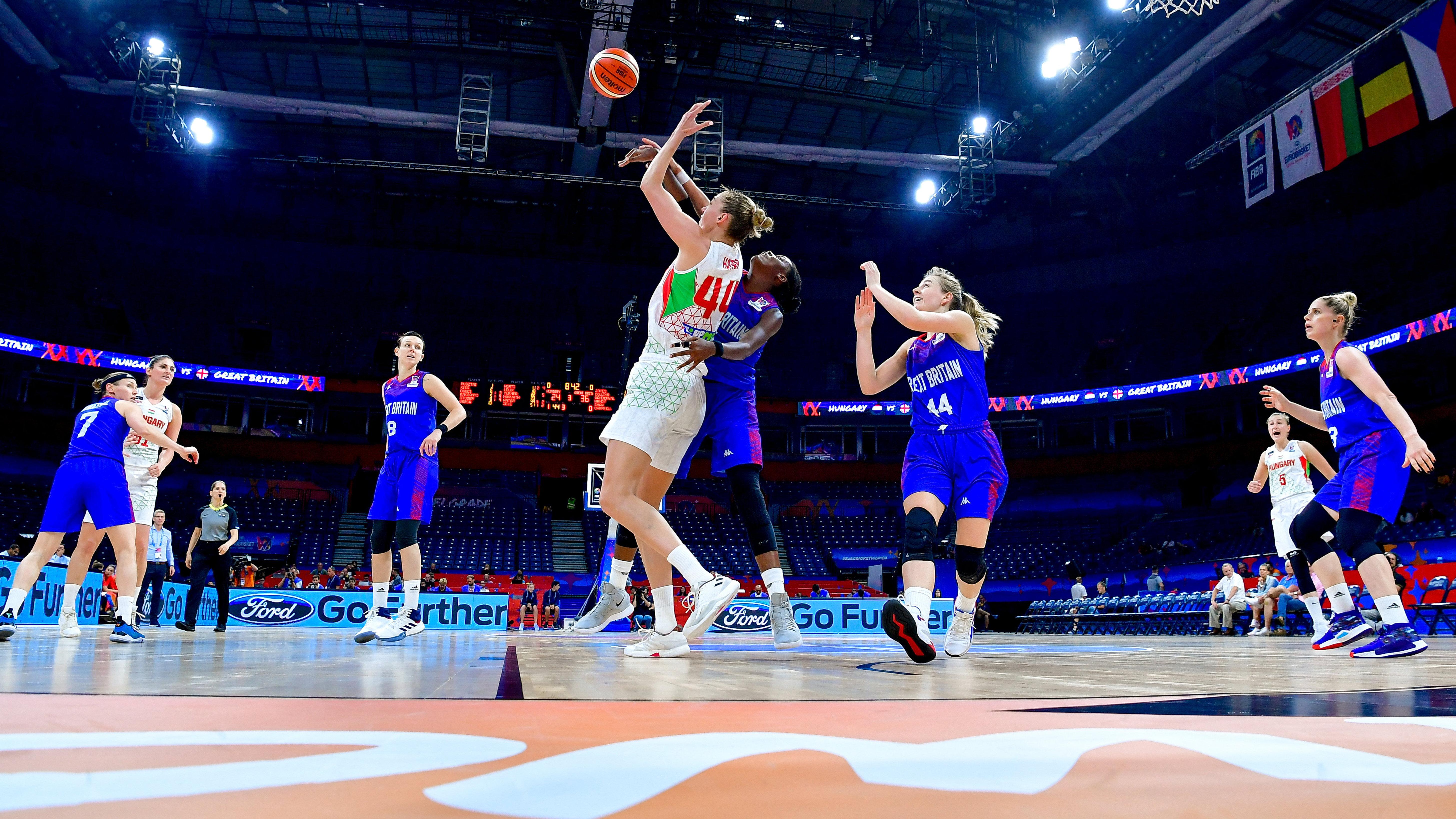 Női kosárlabda Eb: nem sikerült az elődöntőbe jutás, de még élnek a magyarok olimpiai reményei
