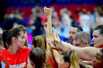 Női kosárlabda Eb: kikapott a belgáktól, nem jutott olimpiai selejtezőbe a magyar válogatott