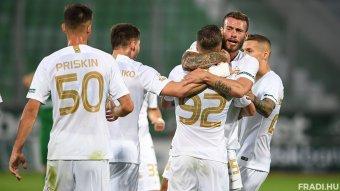 Bajnokok Ligája: kettős győzelemmel jutott tovább a Fradi, kétgólos összesített hátrányból állt fel a CFR