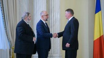 Az RMDSZ is aláírta a Johannis által kezdeményezett megállapodást a jogállamiságról és az európai értékekről