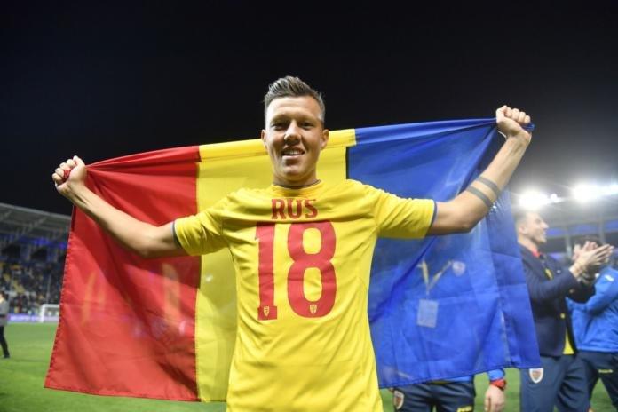 """Tisztázta """"hovatartozását"""" Adrian Rus, a Fehérvár román válogatott által óhajtott labdarúgója"""