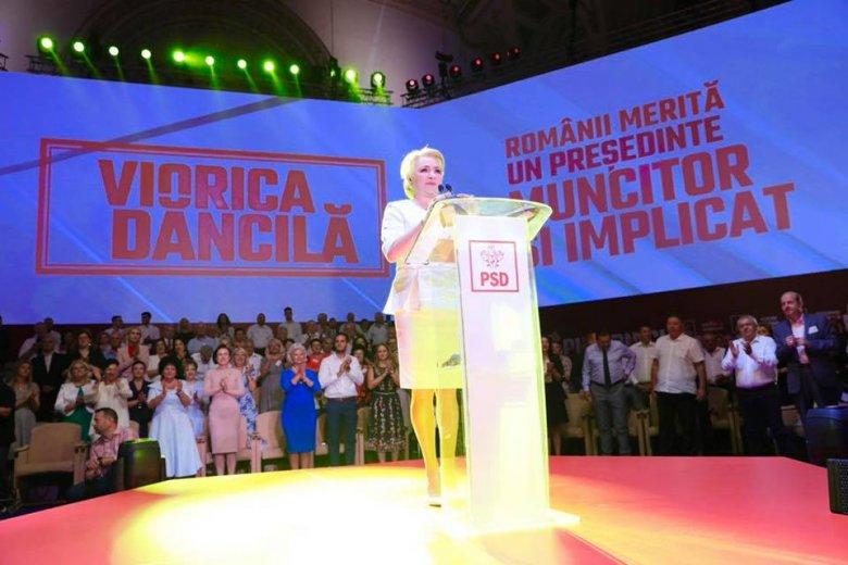 Elnökválasztás: nyilvános vitára hívja ki Johannist Viorica Dăncilă