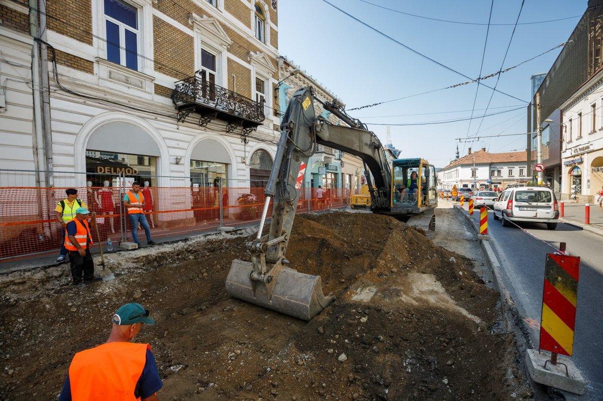 Megtalálták Kolozsvár középkori városkapuját