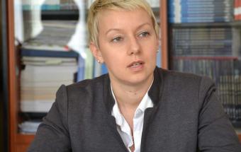"""Folytathatja bírói karrierjét az igazságügy-miniszteri tisztséggel """"hírbe hozott"""" Dana Gîrbovan"""