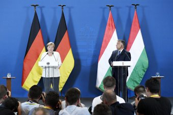 Páneurópai piknik: Orbán az egyetlen Európáról, Merkel köszönetet mondott Magyarországnak