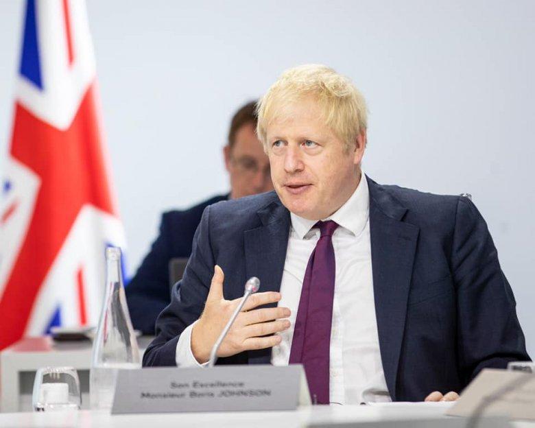 Pozitív lett Boris Johnson brit miniszterelnök koronavírustesztje
